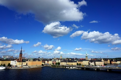 """...Stockholm at day..."""