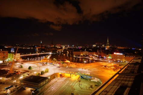 """...Stockholm at night..."""